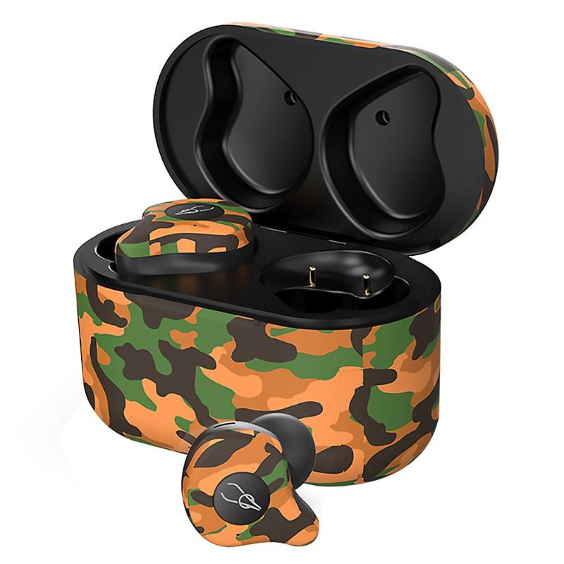 Sabbat E12 Ultra TWS Bluetooth 5.0 Earphones Wireless Stereo HiFi In-ear Earbuds Noise Cancelling Headset With Charging Case Box