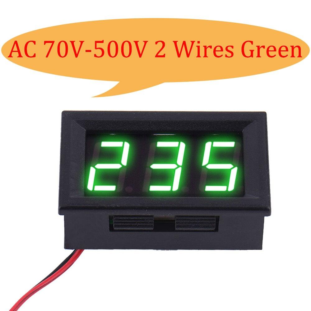 AC 70V-500V Green