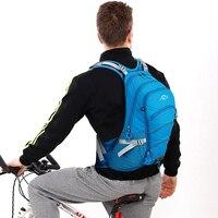 Escalada ciclismo viagem correndo portátil mochila esportes ao ar livre sacos de água 20l ergonômico bicicleta à prova dventiágua ventilar|Cestos e bolsas p/ bicicleta| |  -