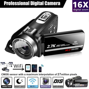 Cewaal WIFI Digital Camera Por
