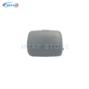 MTAP Rear Tow Hauling Eye Cover For BMW 3 Coupe / Convertible E92 E93 2006 2007 2008 2009 Rear Bumpe Towing Hook Cover Trim Cap image