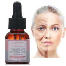 CHUMOLEE six peptides Face Serum Anti-Aging Wrinkle essence cream Whitening Firm
