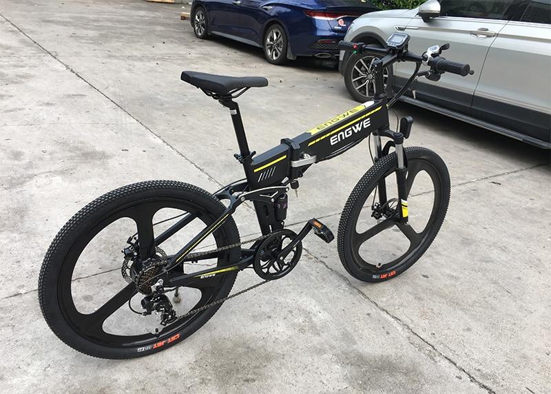 e mountain bike