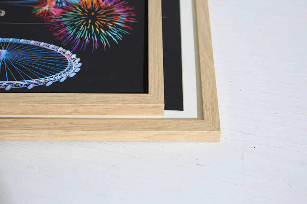 Shadow Box Display Cabinet Photo Frame Black Beige Canvas Painting Picture DIY Wall Photo Frame Poster Frame#h4