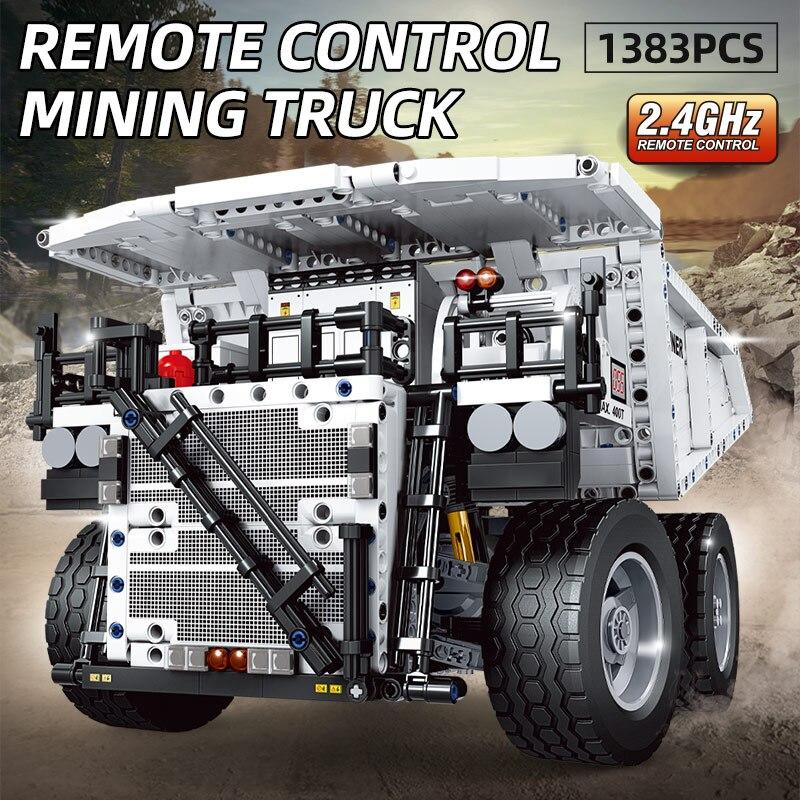 Winner Technical RC Engineering Vehicle