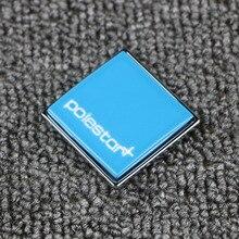 Car Sticker 3D Polestar Emblem Badge Logo Trunk  For VOLVO S60 V60 S80 XC60 XC90 XC70 V40 S40 V70