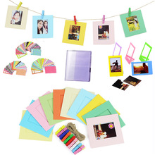 Camera-Accessories Film Frames-Stickers Wall-Hang Mini 11 for Instax 9/8-7s Mark-Pen