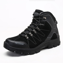 Hot Sale Winter Boots Men Fur Warm Snow Non Slip Comfortable Casual Shoes Sneakers Outdoor Working Fashion New 39-45