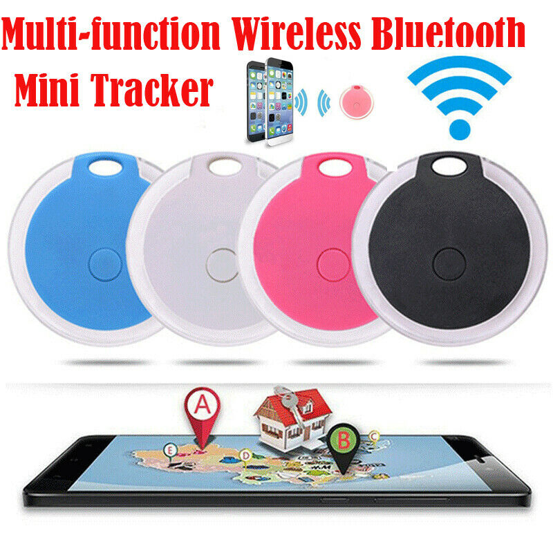Smart Mini GPS Tracker Bluetooth Pet Car Child Wireless Anti Lost Sensor Tracer 3F06