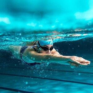 Image 5 - Youpin TS نظارات الوقاية للسباحة نظارات Turok Steinhardt ماركة التدقيق مكافحة الضباب طلاء عدسة زاوية واسعة قراءة مقاوم للماء نظارات سباحة