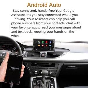 Image 5 - 2020 Wireless Apple CarPlay for Audi A1 A3 A4 A5 A6 A7 A8 Q2 Q3 Q5 Q7 MMI Car Play Android Auto Mirror Reverse Camera