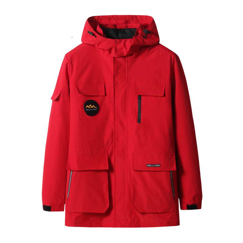 플러스 사이즈 8xl 7xl 겨울 열 재킷 남자 방수 두꺼운 따뜻한 2 in 1 parkas 패치 워크 windproof hooded downs coats outwear
