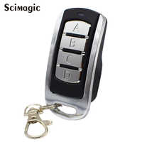 GENIUS garage door remote control 433.92MHz 868MHz Amigo GENIUS command garage door opener handheld transmitter