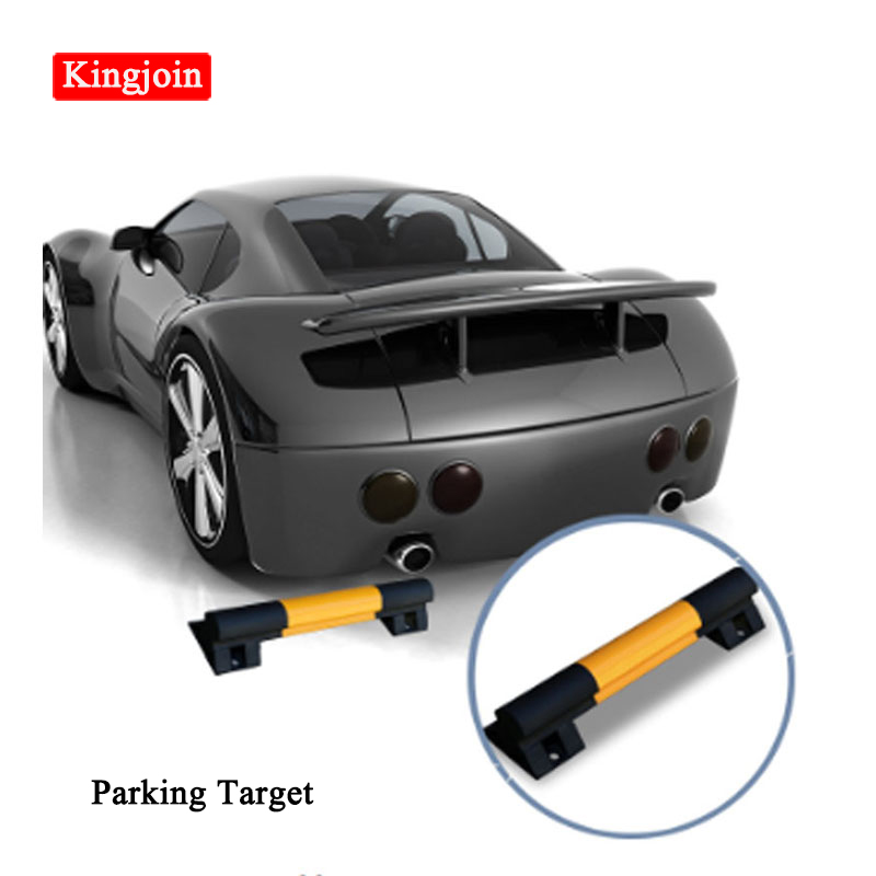 KINGJOIN Wheel Stopper Parking Guard Parking Block Vehicle Stopper Parking Lot, Parking Curb Wheel Stopper Car Parking Block