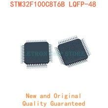 Micro contrôleur à puce IC, 5 pièces, LQFP48, original et nouveau