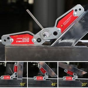 Image 5 - Lishuaiビッグサイズ 20 200 度調整可能な角度磁気溶接ホルダー/溶接用マグネット溶接と製造