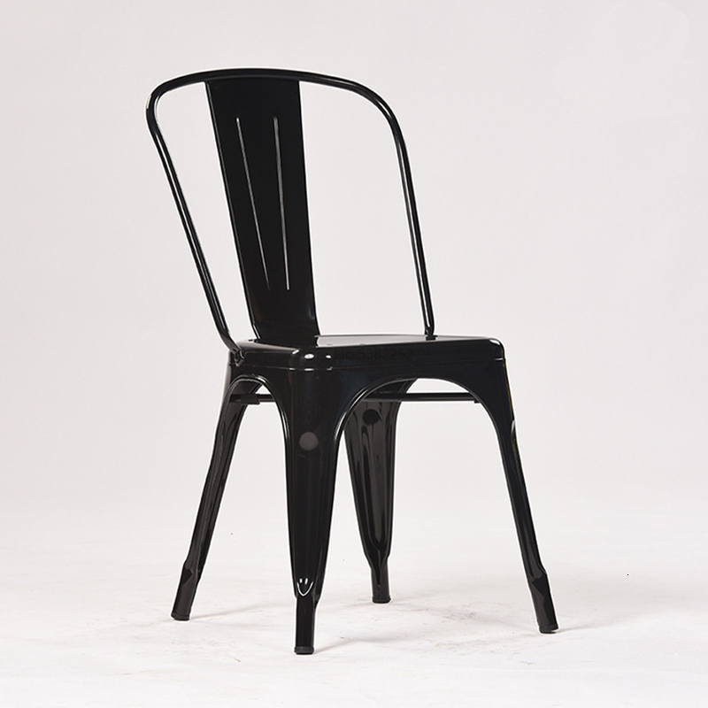 Nordic Metal-iron Dining-chair, Iron-iron Dining-chair, Iron-iron-art Chair, Tilix Restaurant, Coffee Shop