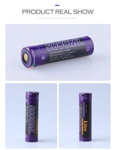 Image 4 - 10 sztuk akumulator do laptopa USB 18650 3500mAh 3.7V akumulator litowo jonowy USB 5000ML akumulator litowo jonowy + przewód USB