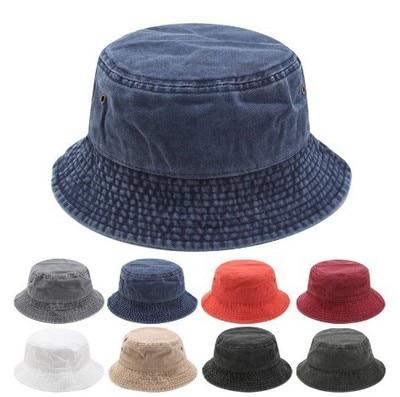 New Fisherman's Hat Bucket Hat Unisex Fashion Bob Caps Hip Hop Gorros Men Women Panama Warm Windproof Bucket Hat Outdoor