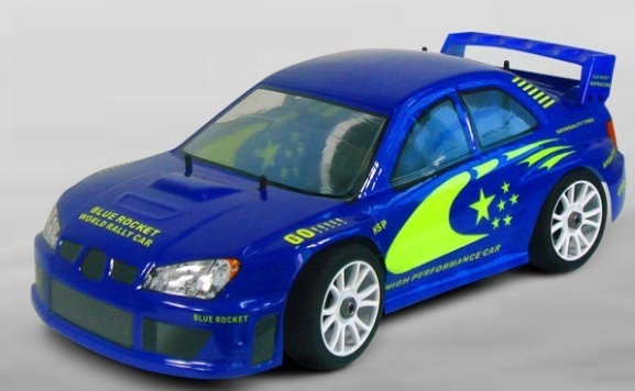HSP unlimited remote control car 94866 1 8 oily lightweight version of flat sports car fuel remote control car model oil truck in RC Cars from Toys Hobbies