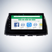ChoGath 10.2 inch Android 9.0 Car GPS for Mazda CX5 CX 5 2013 2014 2015 with Mirror Link Radio Navi WIFI auto radio No DVD