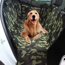 Impermeable para mascotas, Transportín trasero para mascotas, protector para asiento de coche para perros, asiento de transporte, cojín, hamaca para mascotas, perros, cachorros, gatos