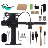 NEJE Master 20W CNC Cutting Laser Engraving Machine for Metal /Wood Router /Paper 2 Axis Engraver / Desktop Cutter Laser Goggles