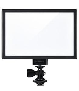 Image 1 - Viltrox L116B камера Супер тонкий ЖК дисплей с регулируемой яркостью студийная фотопанель для камеры DV видеокамеры DSLR фото