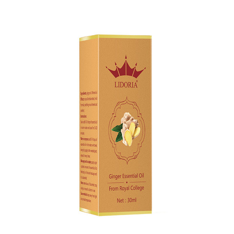 Ginger Oil Natural Anti Aging Essential Oils SPA Body Massage Oils Essential Oil Health Care Karachi