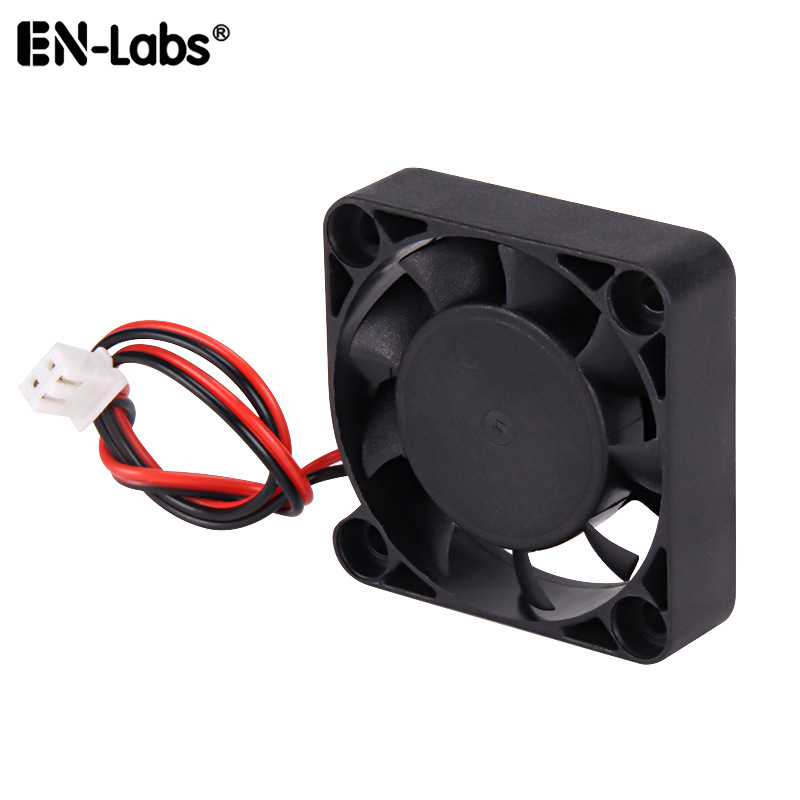 3D Printer 4010 Cooling Fan Brushless 12V 24V 40mm Quiet Fan 3D DC 40*40*10  Silent Cooler Radiator 3D Printers Parts-2 Pin 20CM