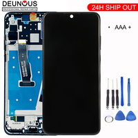 2312*1080 AAA Original LCD With Frame For HUAWEI P30 Lite Lcd Display Screen For HUAWEI P30 Lite Screen Nova 4e MAR LX1 LX2 AL01