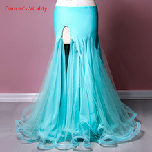 New Belly Dance Wear Competition Outfits Customized Chiffon