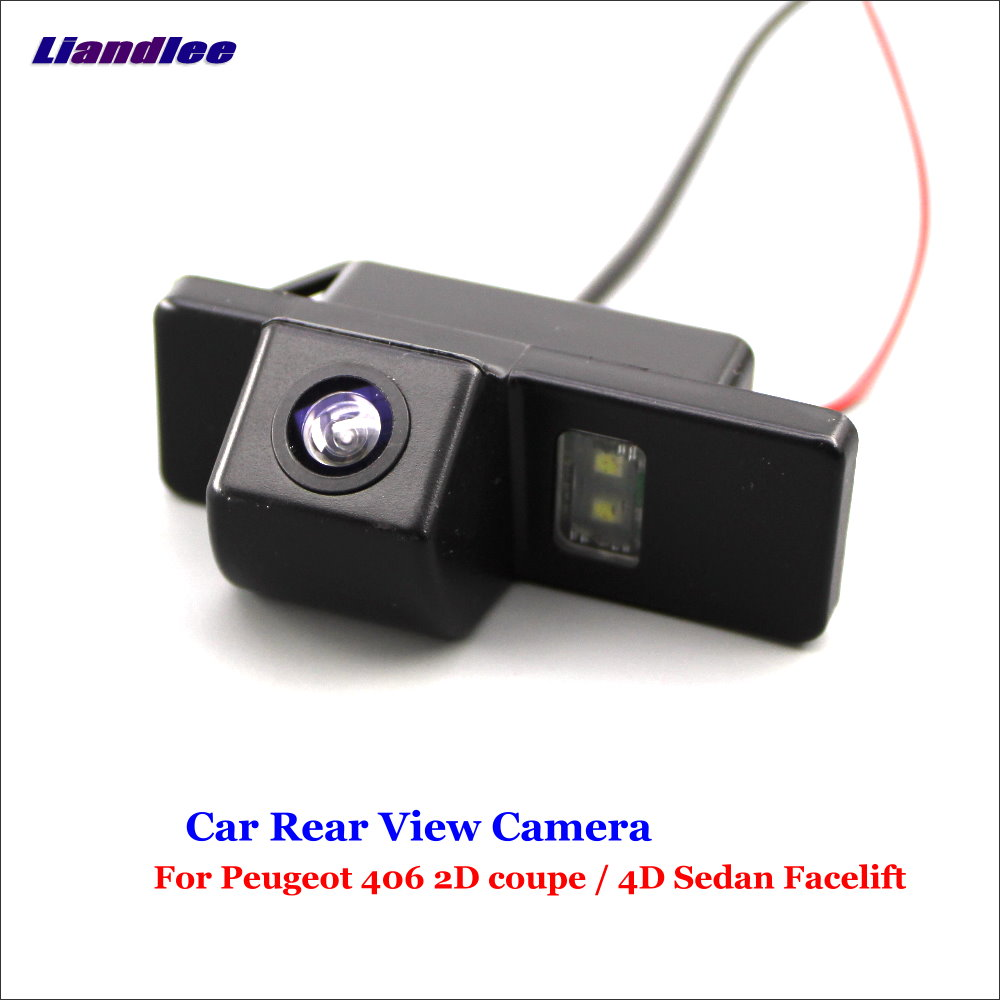 Integrated Special Car Reverse Camera <font><b>For</b></font> <font><b>Peugeot</b></font> <font><b>406</b></font> 2D coupe/4D Sedan Facelift Car <font><b>GPS</b></font> Navigation Camera HD SONY CCD CHIP image