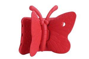 Image 3 - Cartoon Schmetterling EVA Kinder Safe Shock Proof Fall für Apple IPad 2 / 3 / 4 Tabletten Weiche Stand Halter shell für Ipad 4 Cover + Stift