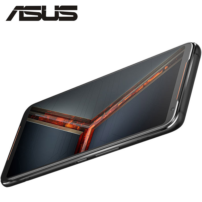 "NEW Asus ROG Phone II ZS660KL Mobile Phone 8GB 128GB Snapdragon855 Octa Core 6.59""1080x2340P 6000mAh 48MP NFC Android 9.0 ROG 2-in Cellphones from Cellphones & Telecommunications    3"