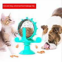 Toys Turntables for Cats Leaky Feeders Windmills And Pet-Supplies Puppies Slow-Food