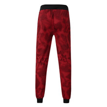 PUIMENTIUA 2019 New Fashion Mens Autumn Winer Print Long Sweatpants Full Elastic Waist Fitness Joggers Drawstring Sweat Pants