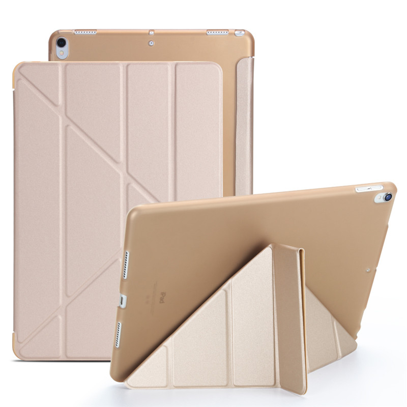 """Image 2 - TPU Case for iPad Pro 10.5"""" Air 3 2019 Protective Stand Cover Magnet Case For iPad 9.7 Case 2017 2018 5th 6th Tablet Cover+Pen-in Tablets & e-Books Case from Computer & Office"""