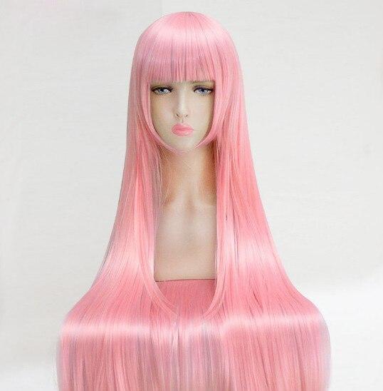 02 Zero Two Косплей Костюм Дарлинг в франкс Косплей DFXX женский костюм полный комплект платье - Цвет: wigs