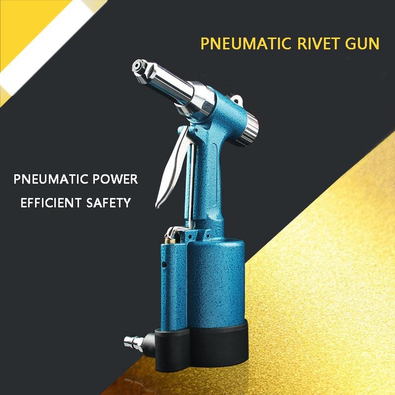 Pneumatic Riveting Gun Pneumatic Riveting Gun Strong Tensile Riveting Gun Tensile Force 8400-11760n
