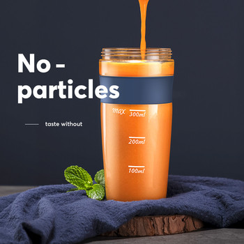 2019 New MACAIIROOS Portable Juicer Cup Mini Electric Juice Maker 300ml Juice Milkshake Smoothie Blender Mixer 2