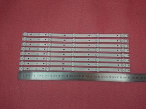 Image 3 - 80 Teile/los Led hintergrundbeleuchtung streifen für 43PFT4001 43PFT6100S 43PHT4001 43PFF5459 42PUF6052 TH 43C500C K420WD7 4708 K420WD A3213K01