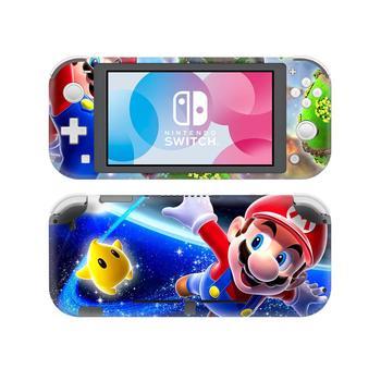 Autocollants Vinyle Nintendo switch Super Mario