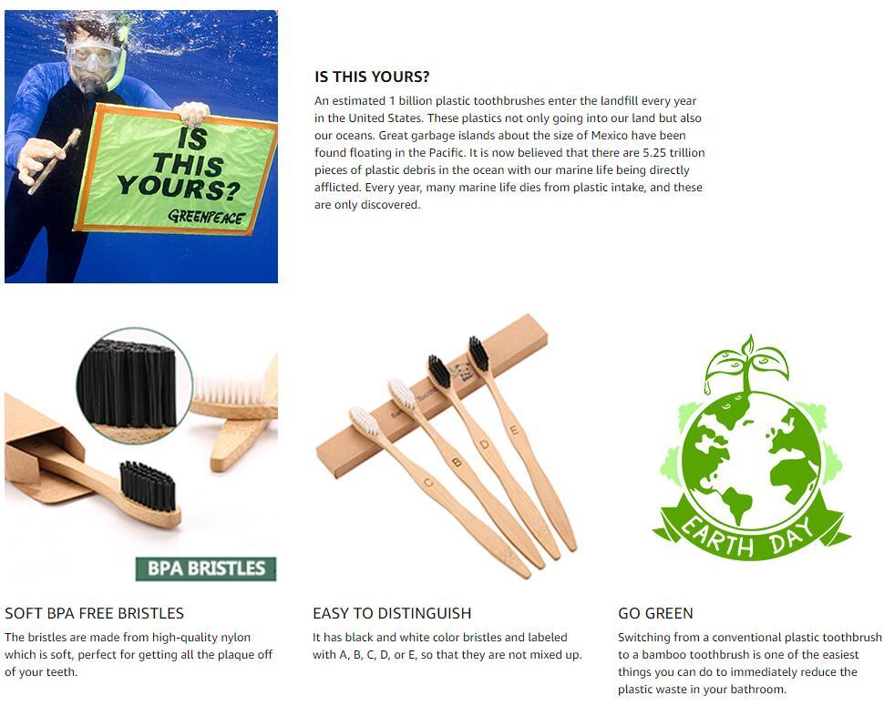Bamboo Toothbrush 2