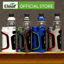 [France] Original Electronic Cigarette Kit Eleaf iStick Pico S with ELLO VATE kit 100W max wattage with HW M and HW/N coil head