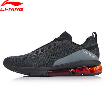 Li-Ning Men AIR ARC FLOW Cushion Running Shoes Mono Yarn Breathable LiNing ARC Sport Shoes Sneakers ARHN075 XYP810 - DISCOUNT ITEM  35% OFF All Category