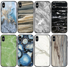 Pretty Marble Spider-Man for iPhone 11 Pro Cover Xr Xs Max X 6 6S Plus 5 5S SE TPU For iphone 7 plus phone case Black Silicone spider man into the spider verse for funda iphone xs max case cover for case iphone 6s plus 5 5s se 6 7 8 plus xr x cases cover