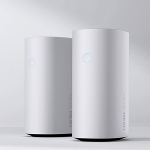 Image 4 - Xiaomi Mi Router Mesh WiFi 2.4 + 5GHz WiFi Router High Speed 4 Core CPU 256MB Gigabit Power 4 Signal Amplifiers for Smart Home