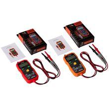 S830 Digital Multimeter DC/AC Voltmeter Ammeter Resistance Diode Capacitance LCD