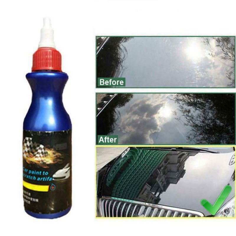 2019 New Car Scratch Repair Kit Paint Scratch Repair Agent Polishing Wax Paint Scratch Remover With Towel